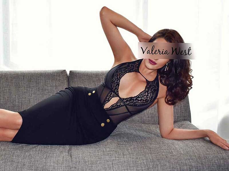 Independent Escort Frankfurt Valeria West