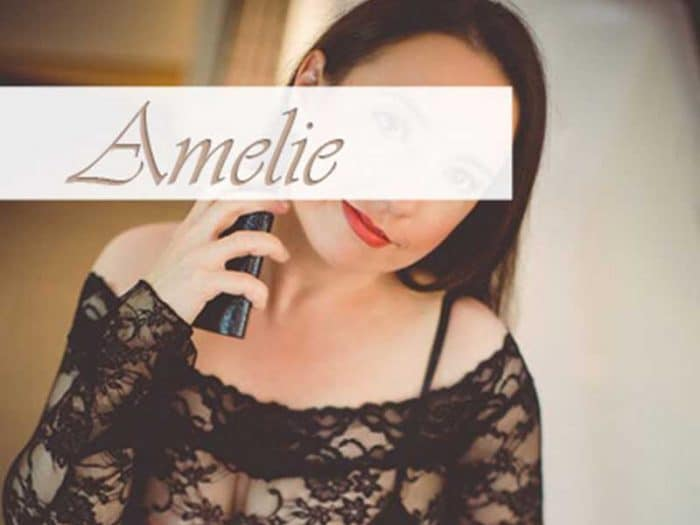 Independent Escort Amelie