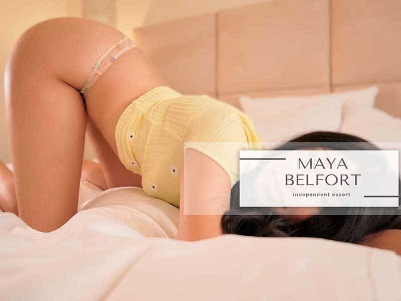 Independent Escort Maya Belfort